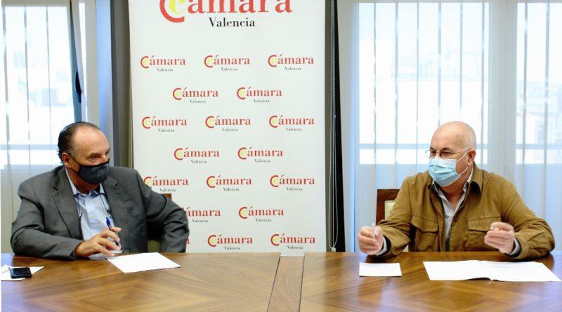 CONVENIO DE COLABORACION CAMARA DE COMERCIO DE VALENCIA