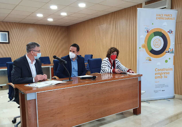 IVACE SUBVENCIONARA EN 2021 LAS OBRAS DE MEJORA DE 262 AREAS INDUSTRIALES DE LA COMUNITAT